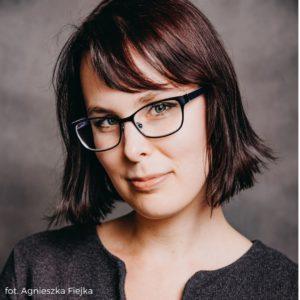 Marta Marecka - fot. Agnieszka Fiejka